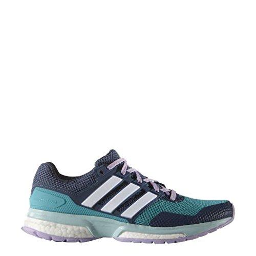 Blanco Verimp Brimor Response Ftwbla Shoes Boost Running Women's 2 adidas Verde Pwq011