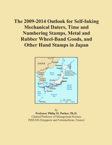 The 2009-2014 Outlook for Self-Inking Mechanical Daters, Time and Numbering Stamps, Metal and Rubber Wheel-Band Goods, and Other Hand Stamps in Japan -