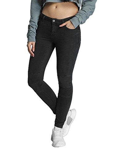 Jeans Def Nero Slim jeans Donna Fit Orelie P6zxUqw