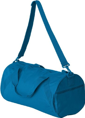 Liberty Bags Barrel Duffle. 8805 – One Size – Turquoise, Bags Central