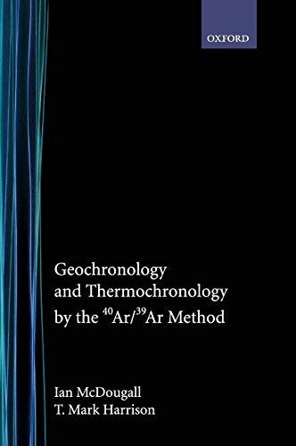 Geochronology and Thermochronology by the 40Ar/39Ar Method