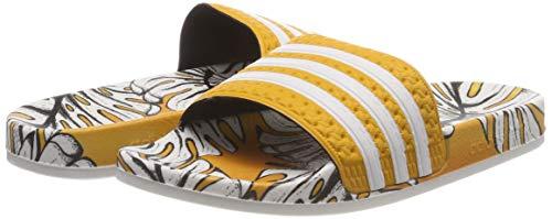 oroart W Piscine Adilette oroart amp; De Chaussures 0 Or Adidas Femme casbla Plage 5zqpYWx