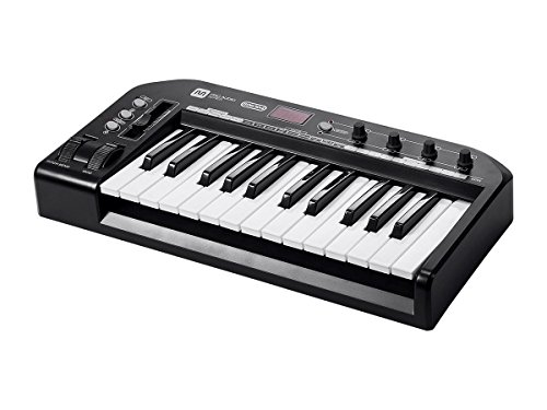 Monoprice 606304 25-Key MIDI Keyboard Controller - Black by Monoprice