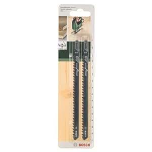 Bosch 2 609 256 720 - Hoja de sierra de calar HCS, T 344 D (pack de 2)