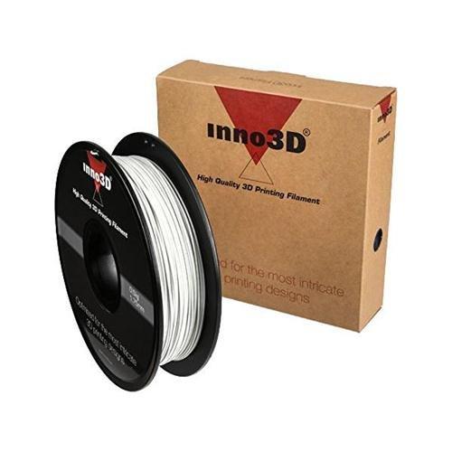 White Inno3d 3dp-fa175-wh05 Abs White 500 G Abs 3d Printers & Supplies