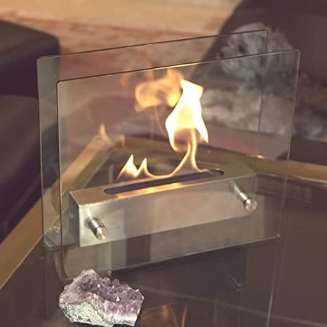 Amazon.com: Nu-Flame Irradia Tabletop Fireplace: Nu-Flame: Home & Kitchen