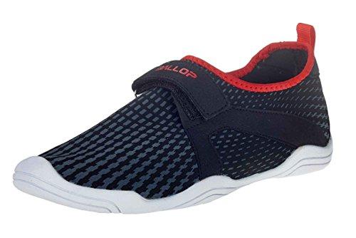 Ballop Water Shoes Typhoon Unisex Aqua Shoes Scarpe Pelle Nuda Schwarz