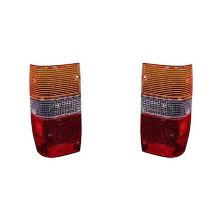 mitsubishi mighty max tail lights - 8