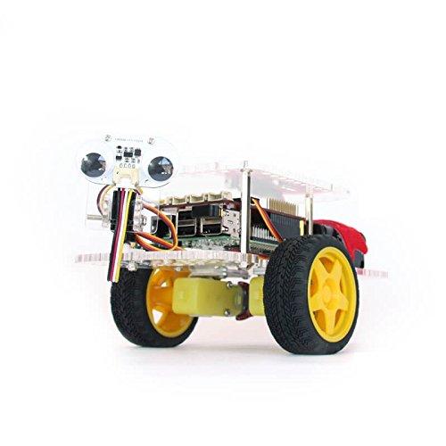 Dexter Industries GoPiGo3 Robot Beginner Starter Kit