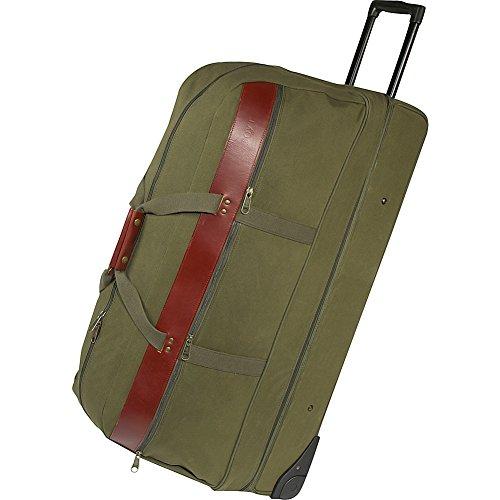 Boyt Harness Covey Rolling Duffel Bag (36-Inch) by Boyt Harness