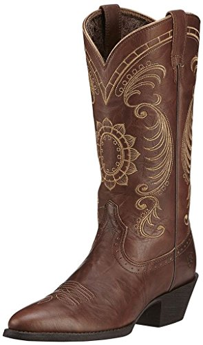 Ariat Women's Magnolia Western Cowboy Boot Cinnamon Scrunch