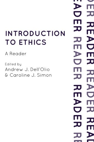 Introduction to Ethics: A Reader (Elements of - Book Olio