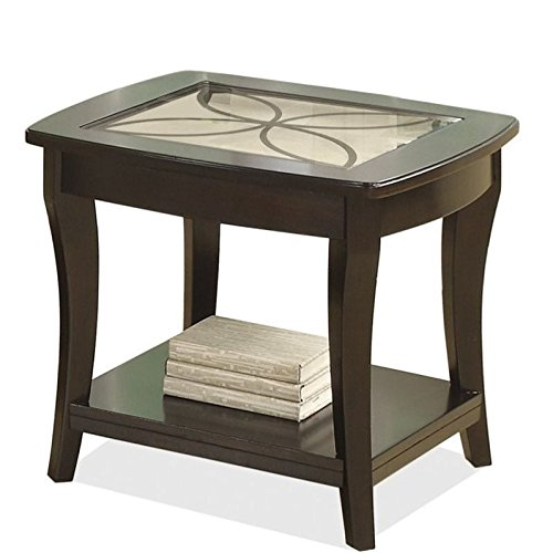 Riverside Furniture 301845 Annandale End Table, W x 24
