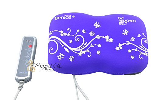Project E Beauty Heating Massage Belt Body Building Lose Wei