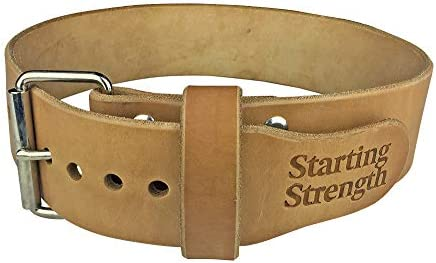 Starting Strength Weight Lifting Belt 3 Inch