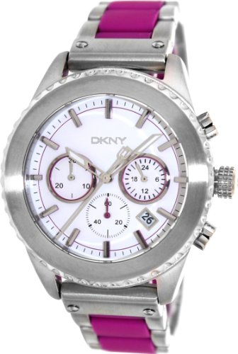 DKNY Bracelet Collection White Dial Women's Watch #NY8763