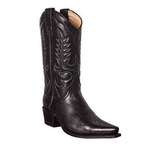 Sendra Boots 5335 schwarz