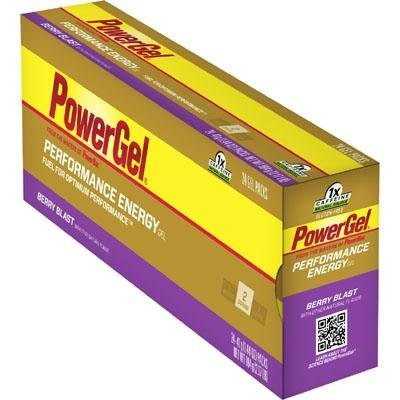 PowerBar Power Gel C2 MAX - Box of 24 - Berry Blast