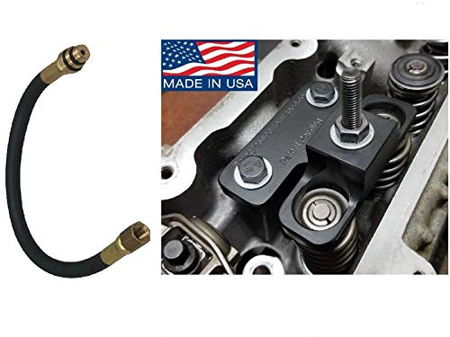 - Michigan Motorsports Valve Spring Air Compressor Tool for L83 L86 Gen V Gen 5 Chevy LT1 Engine 5.3 6.2
