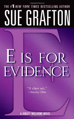book cover of E Is for Evidence