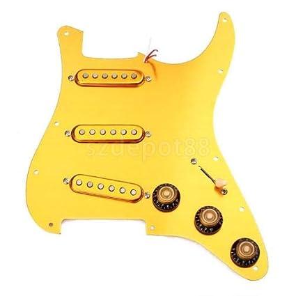 FidgetGear - Golpeador SSS con cable para guitarra eléctrica ...