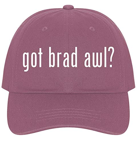 The Town Butler got Brad awl? - A Nice Comfortable Adjustable Dad Hat Cap, Pink, One Size