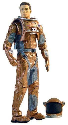 te hará satisfecho Estrella Trek Enterprise Away Team Commander Charles Charles Charles Tucker Figura by Asylum  wholesape barato