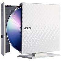 Asus Storage SDRW-08D2S-U/WHT/G/AS Slim DVDRW 8X USB White Retail