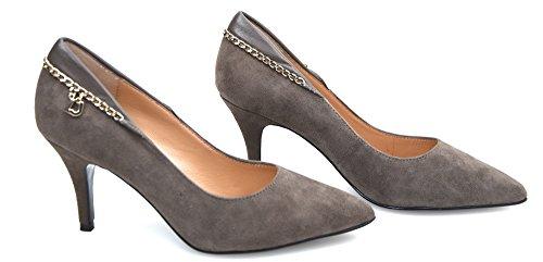 Liu Barro 39 Tacón Mud Zapato jo O Fango S62069 Gamuza Negro Mujer P0021 Art Adonide Para De qfASxCwq