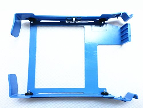 Pocaton 3.5 Inch HDD Hard Drive Caddy/Bracket Applies to Optiplex 390 790 990 3010 3020 7010 7020 9010 9020 MT SFF computer / Precision workstations Blue (Hard Drive Caddy)