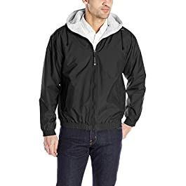Men's Wind and Waterproof Jacket Autumn Fall (Regular & Big-Tall Sizes)
