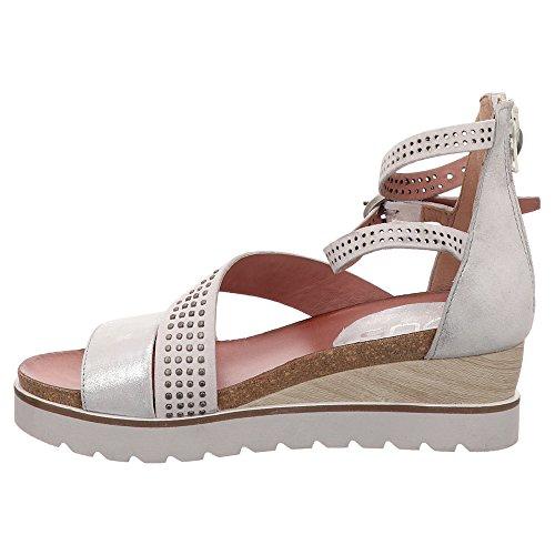 Weiß Weiß 0001 221030 0101 Sandalen Mode Mjus Weiß Frauen awqSYfPP7