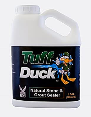 Tuff Duck Granite, Grout and Marble Sealer