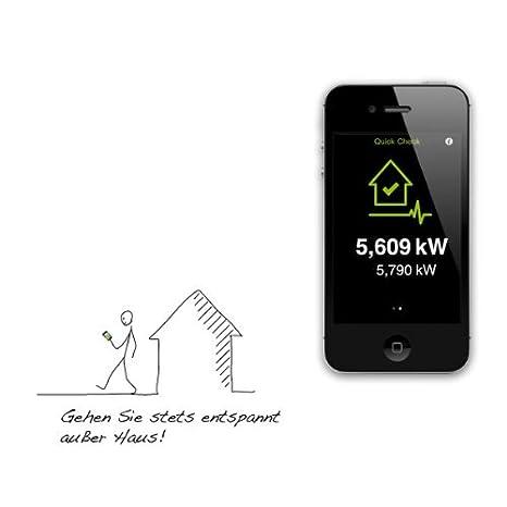 UNIEQ Box: Stromverbrauch ALLER Geräte Gleichzeitig U0026 In Echtzeit Messen    Künftig Energie Und Bares Geld Sparen!: Amazon.de: Baumarkt