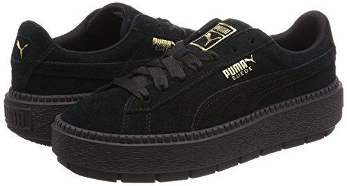 Trace Sneakers Black Puma Platform Verde qBwxE7a