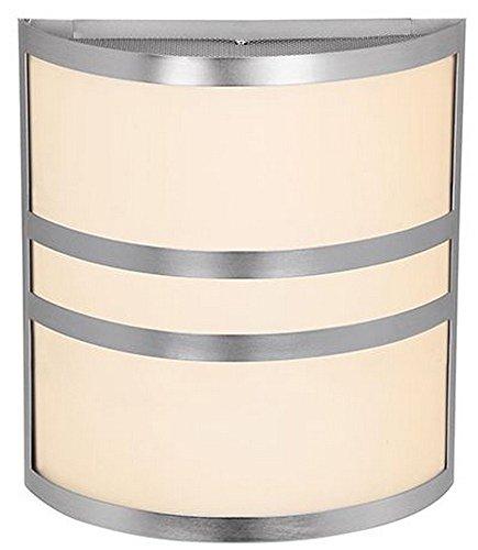 Access Lighting 20440LED-BS/OPL Artemis LED Light Wall Brushed Steel Finish Sconce, Opal ()