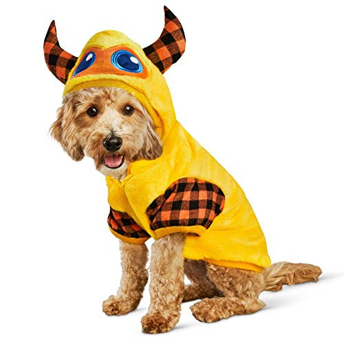 Halloween Special Monstrously Cute Pullover Style Dog Hoodie (Large)