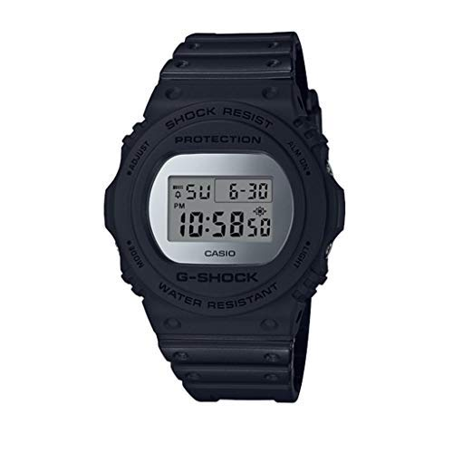 G-Shock by Casio Men's DW5700BBMA-1 Watch Black