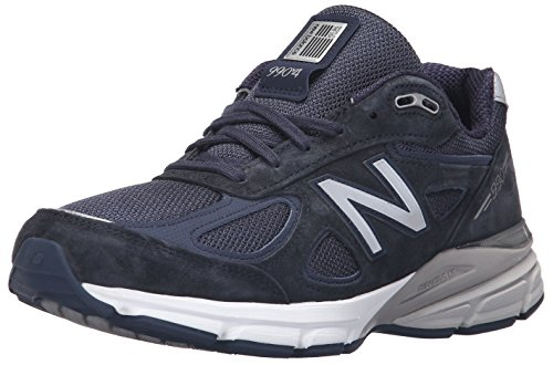 New Balance Men M990NV4 Running Shoe Navy