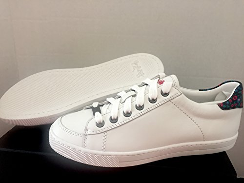 Trener Porter Lo Toppen Sneaker Stil Fg1259 Wbx Størrelse 8,5