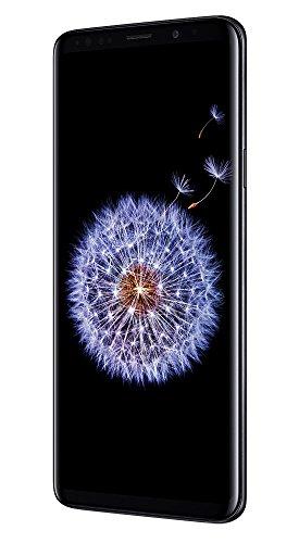 Samsung Galaxy S9+ Unlocked Smartphone - Midnight Black - US Warranty