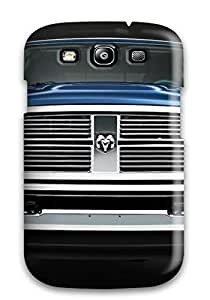 Hot Style VyJQBTg5132XIWCY Protective Case Cover For Galaxys3(dodge Ram 11)