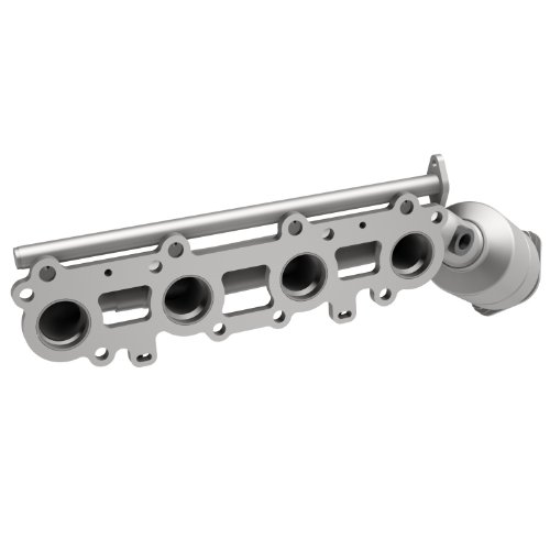 MagnaFlow 50617 Large Stainless Steel Direct Fit Catalytic Converter