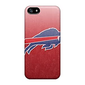 PhilHolmes Iphone 5/5s Protector Hard Phone Case Customized HD Buffalo Bills Pictures [sAo16277DYdC]