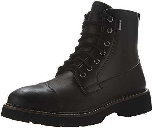 Black Men Ankle Boots U641VC00CL Geox wv1nZqI41