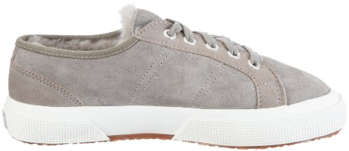 S003T20 Zapatillas Gris ante fashion SHEARLINGU 2750 unisex Superga de 7qSEv7