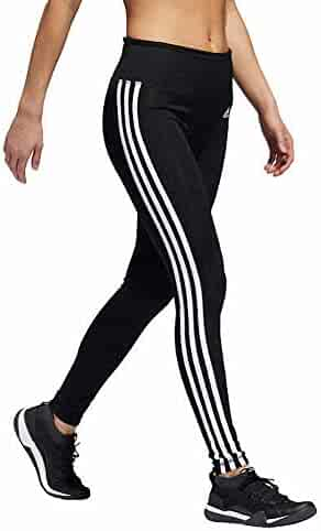 8f9e3f0e29f7dc Ancia Womens Tartan Active Workout Capri Leggings Fitted Stretch Tights.  seller: Jolly Factory. (168). adidas Womens 3 Stripe Active Tights