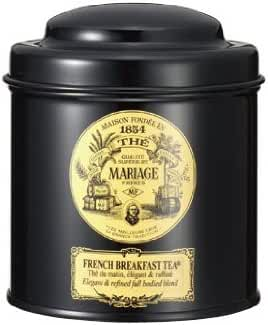 Mariage Freres French breakfast 100g [parallel import goods]