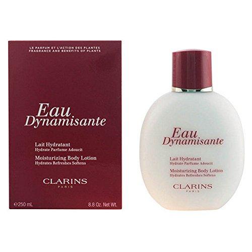 - Clarins Eau Dynamisante Moisturizing Body Lotion--/8.8oz