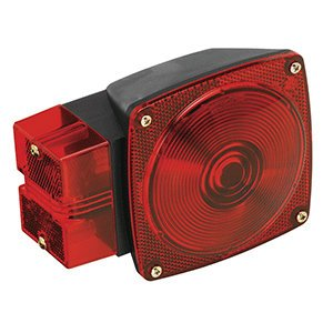 Wesbar 8-Function Submersible Over 80 Taillight - Left/Roadside by Unknown